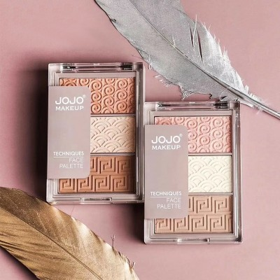 Palette Highlighter Contouring